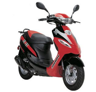 Parts For Scooters With The 50cc 2 Stroke 1pe40qmb And