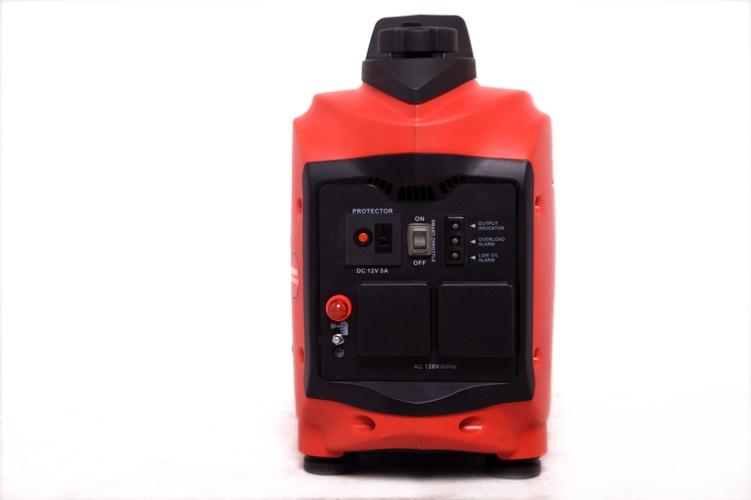 HJS GI1000W Portable Inverter Generator Small Gas 1000W