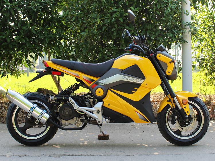 Df50stt Bullet 50cc Mini Motorcycle Grom Replica Automatic