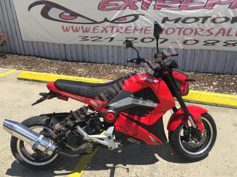 DF50STT Bullet 50cc Mini Motorcycle Grom Replica Automatic ...