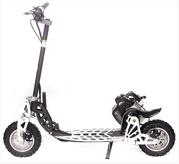 X Treme Xg 575 Stand Up 2 Speed Gas Scooter 49cc For Kids