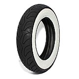 3.50-10 Prima Whitewall Tire for 50cc Scooters
