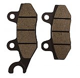 Front Rear Disc Brake Pads 50cc, 125cc, 150cc, 250cc  scooters