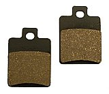 Dirt Bike Disc Brake Pad Set Chinese Pit Bikes 110cc 125cc