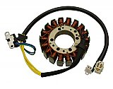 18 Coil Stator Assembly for VOG 260 found in Linhai 250/260/300 Scooters