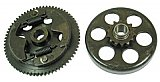 Clutch Assembly for 50cc 2-stroke 1DE41QMB Scooter engines