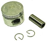 50cc Scooter 4-stroke QMB139 39mm Piston with Circlips