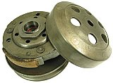 50cc Scooter 4-stroke QMB139 Clutch with Clutch Bell