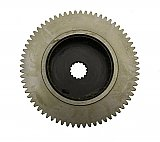 Starter Clutch Plate Assembly with Gear 50cc 2-stroke Minarelli 1PE40QMB
