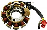 11 Coil DC Stator for 150cc and 125cc GY6 4-stroke QMI152/157 QMJ152/157