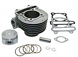 Universal Parts 61mm Big Bore Cylinder Kit for 150cc GY6 4-stroke engines