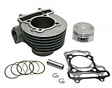 Universal Parts 63mm Big Bore Cylinder Kit for 150cc GY6 4-stroke engines