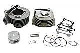 Universal Cylinder and Head Kit for 150cc GY6 4-stroke engines