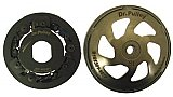 50cc QMB139 Dr. Pulley HiT Clutch 161301 with Bell for Scooters