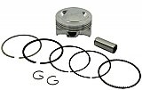 Hoca Performance High Compression 4032 Forged Piston & Ring Set 63mm