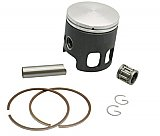 SSP-G Minarelli 47.6mm PTFE Piston Kit 2 Stroke Jog Engine