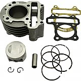 Hoca 50mm QMB139 Performance Cylinder Kit 49cc Chinese Scooter