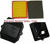 Air Filter Assembly for MudHead and 208cc LCT Engines