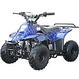 Blue Spiderman Mini atv
