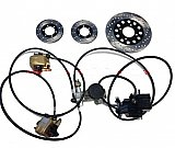 6.000.229-DISCKIT 150cc Go Kart Brake Kit