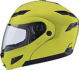 GMAX GM54 Full Face Modular Street Helmet DOT LED Light