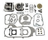 Big Bore Cylinder Rebuild Kit GY6 139QMB Scooter 50cc to 100cc