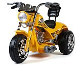 Extreme Mini Motos Hawk Ride-On 12V Power Wheels Toy Electric Chopper