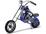 MotoTec 49cc Gas Mini Chopper 2 Stroke EPA OK
