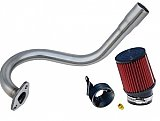 Performance Exhaust Kit for Hammerhead Trailmaster Mid Go Carts
