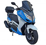 Tracer Full Size 150cc  Gas Scooter Big Scooter Moped T9 Exclusive Edition