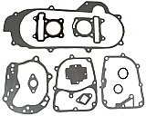 50cc Scooter 4-stroke QMB139 Complete Short Gasket Set
