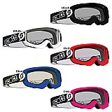 Scott Youth Agent Goggles Kids Riding Atv Dirt Bike Pee Wee