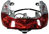 Tank Touring 250cc Scooter Taillight Assembly Tail Light