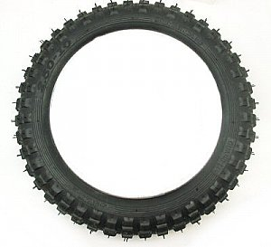 Dirt Bike 2.50-10 Tube-Type Tire Chinese Pit Bikes