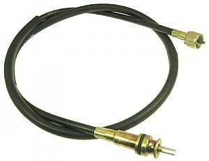 Speedometer cable that fits a wide variety of 50cc, 125cc and 150cc scooters