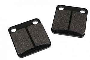 Hoca High Friction Front Disc Brake Pads 50cc, 125cc, 150cc  scooters
