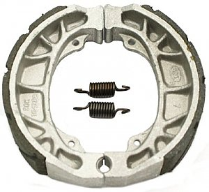Hoca 105mm QMB139 50cc 4 Stroke Scooter Drum Brake Shoes