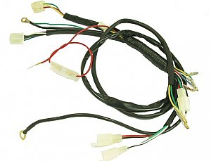 Mini ATV General Wiring Harness Chinese 4 Wheeler 50cc 70cc 110cc