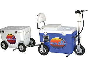 Cruzin Cooler Coolagon Trailer Coolagon® Padded Seat