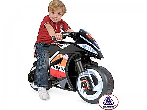 repsol motocycle 6v ride on power wheels electric