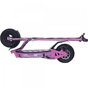 UberScoot EVO 300W Electric Scooter Stand On Ride On Pink or Blue