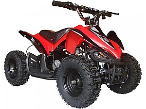 Kids Electric ATV- Extreme Jaguar 350w Power Wheel