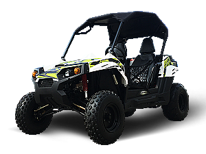 TM Challenger 150cc Kids UTV Utility Vehicle Side x Side Razor