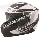Fly Street Conquest Full Face Helmet DOT Motorcycle