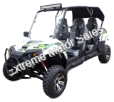TrailMaster Challenger 300X Dune Buggy |Fuel Injected 4-Seater UTV