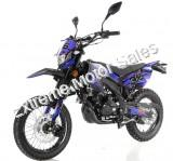 Apollo DB-36 Deluxe 250cc Dual Sport Enduro Dirt Bike Motorcycle