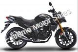 Lifan KP 200cc Motorcycle EFI Water Cooled 6 Speed Manual Transmission