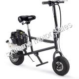 MotoTec 49cc Gas Scooter Mini Bike for Kids EPA Approved