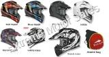 Vega Flyte Dirt Motocross Off Road Helmet