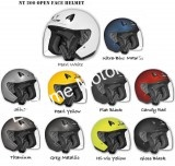 Vega NT200 3/4 Street Scooter Helmet Color Match
